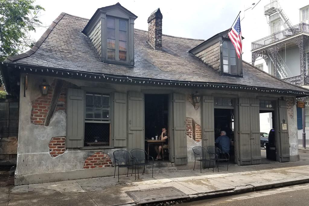 Haunted Lafitte's Blacksmith Shop