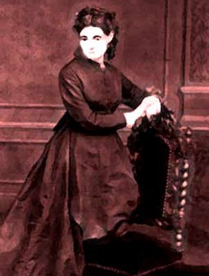 Madame Delphine LaLaurie.