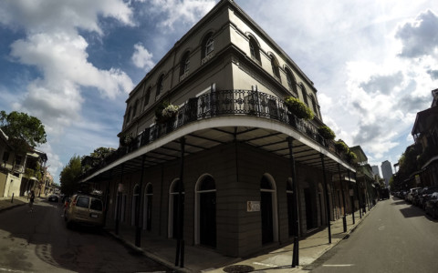 LaLaurie Mansion: A Real American Horror Story