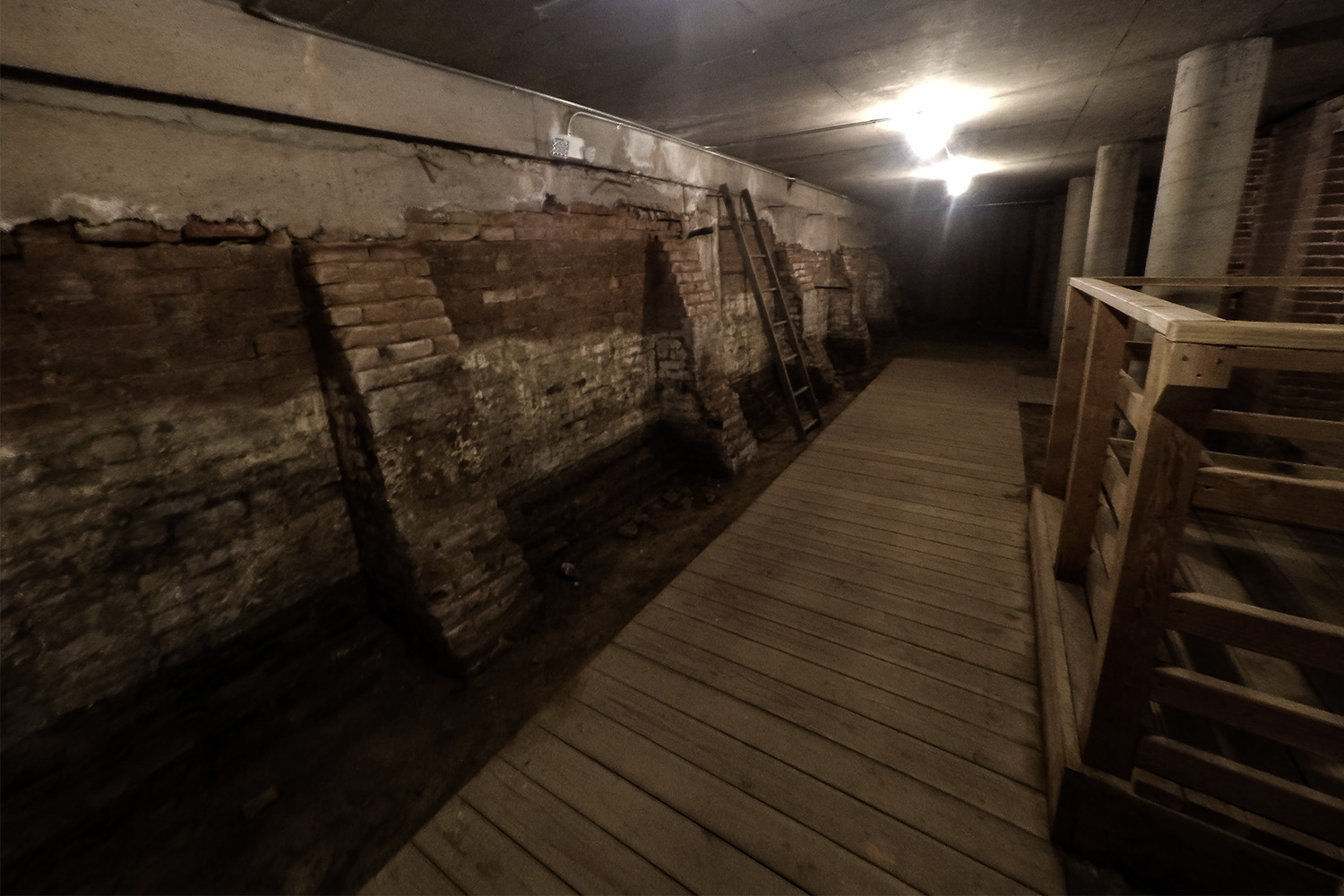 Dark Tunnels And Darker Forces Lie Beneath Sacramento