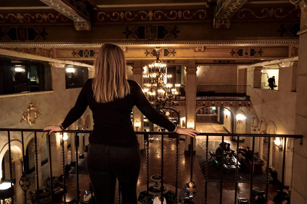 Roosevelt Hotel ghosts.