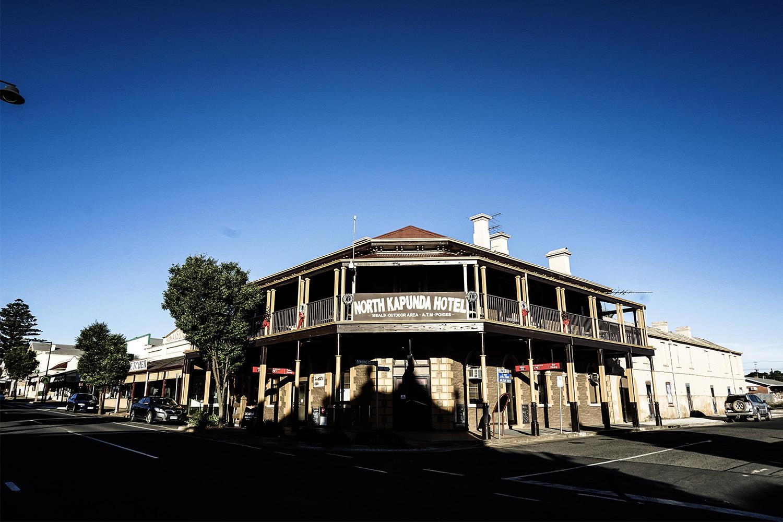 Haunted Pub, North Kapunda Hotel