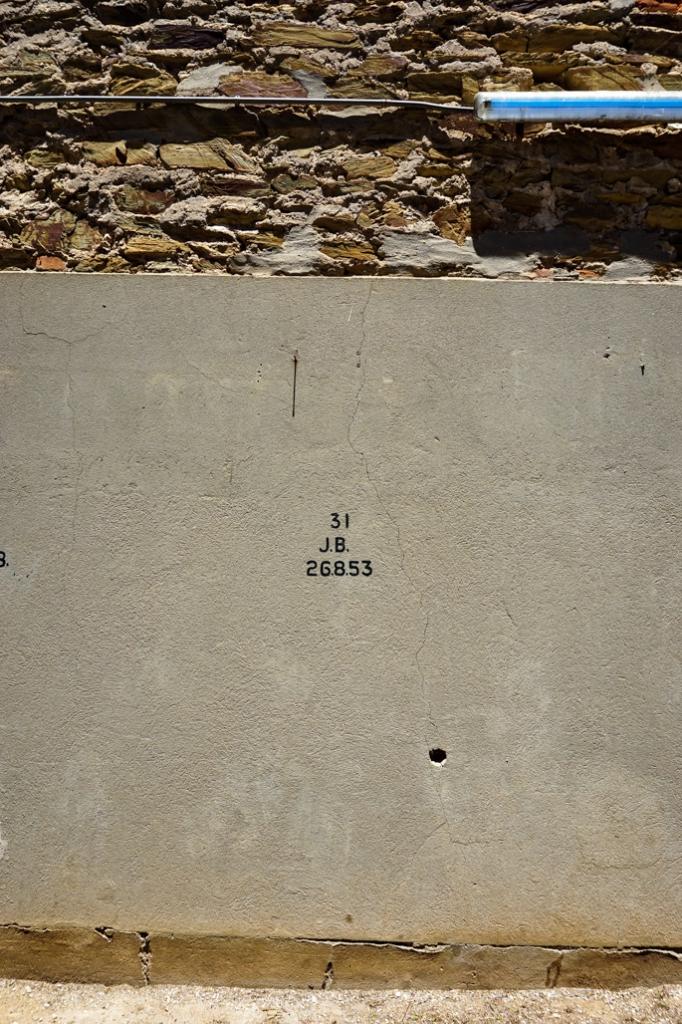 John Balaban's grave.
