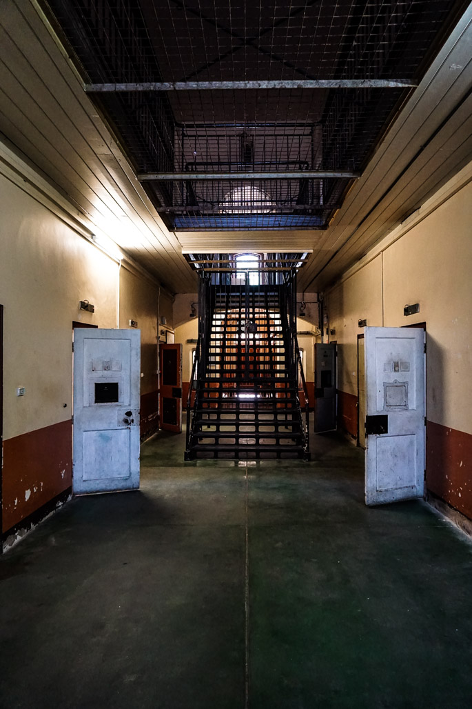 Haunted Old Adelaide Gaol.