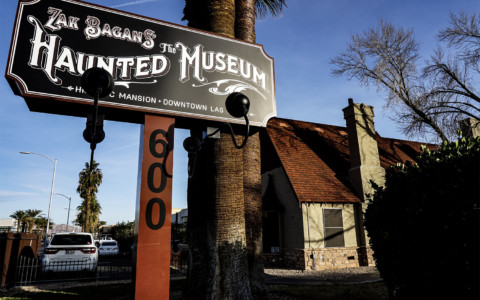 A Visit to Zak Bagans' The Haunted Museum