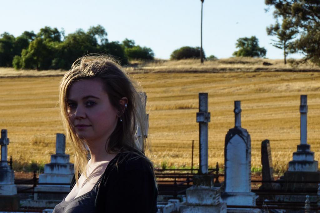 Kapunda haunted cemetery.
