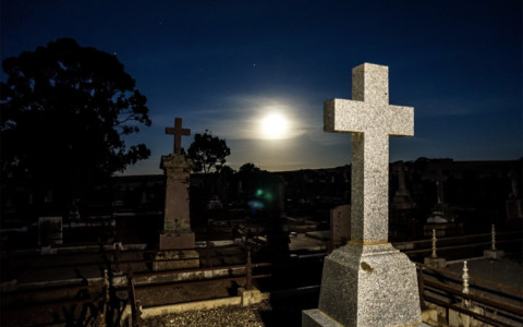 Notorious Cemetery Within Australia's Most Haunted Town