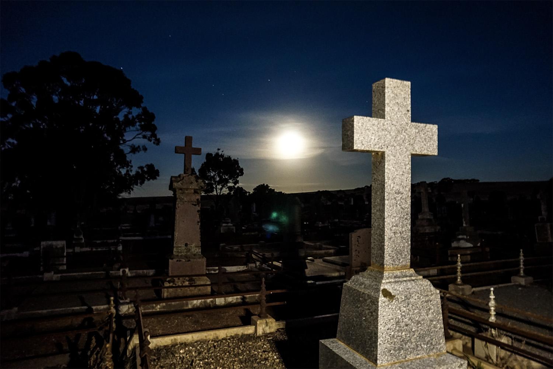 St. Johns Cemetery Kapunda