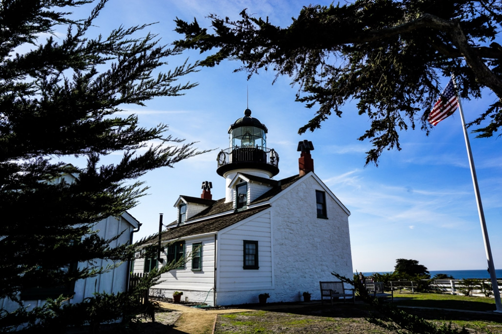 Haunted Point Piños Lighthouse.