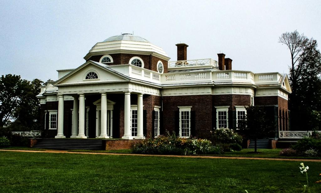 Haunted Monticello.