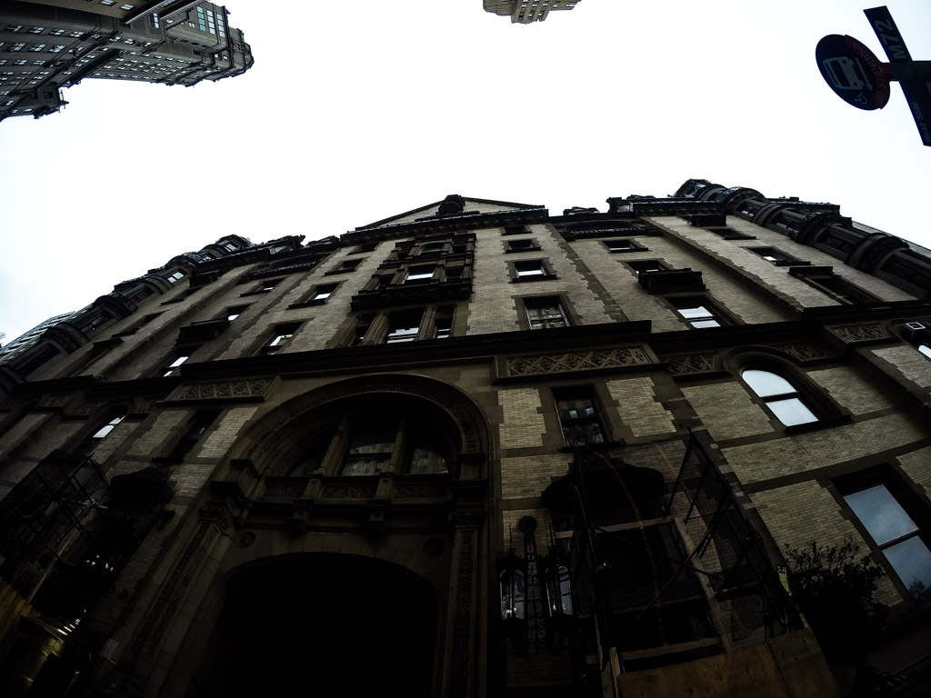 Dakota Building is haunted.