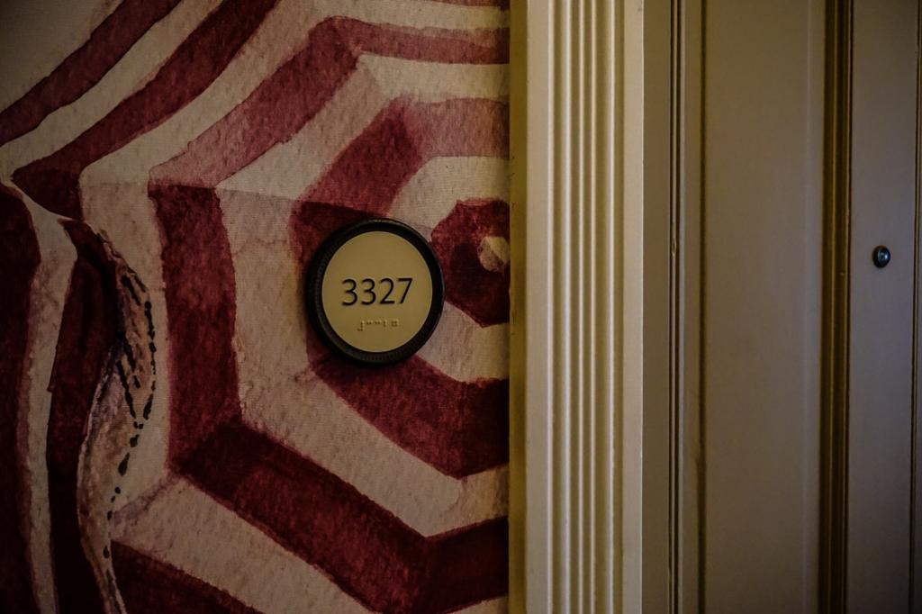 The Kate Morgan haunted room of the Hotel Del Coronado.