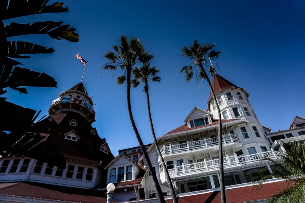 Haunted Hotel Del Coronado.