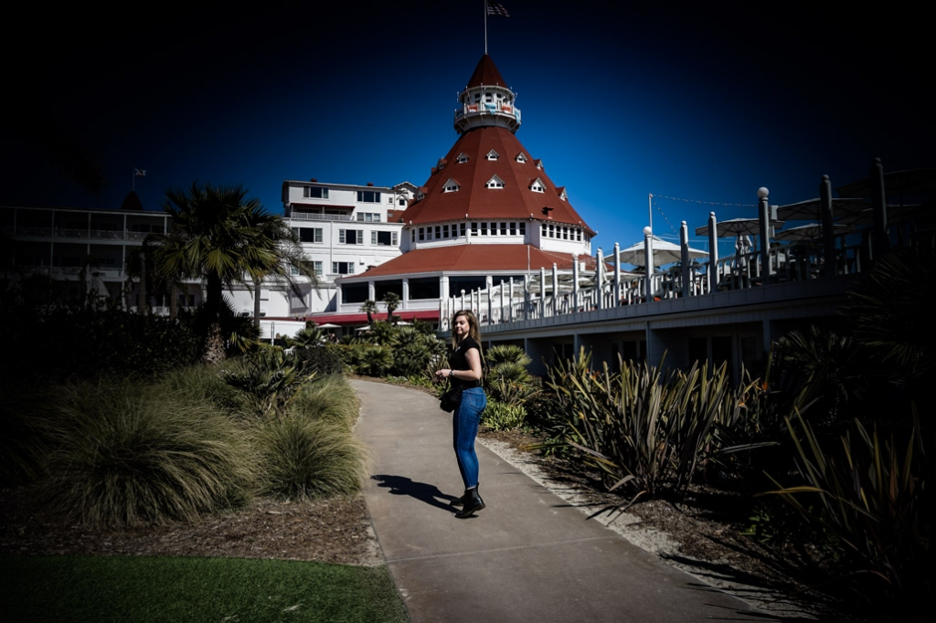 Most haunted places in San Diego.