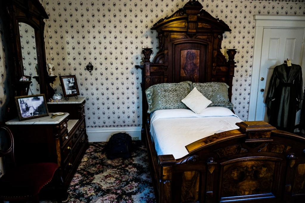 John Morse Room Murder Room Lizzie Borden House