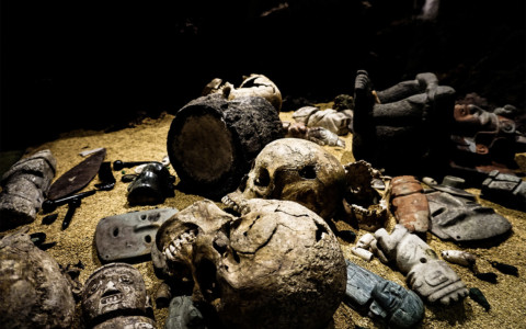 The 6 Most Haunted Places in Mexico City