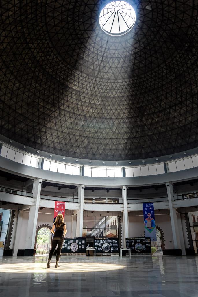 Haunted Palacio De Lecumberri Prison.