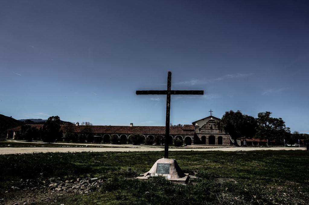 Haunted Mission San Antonio de Padua.