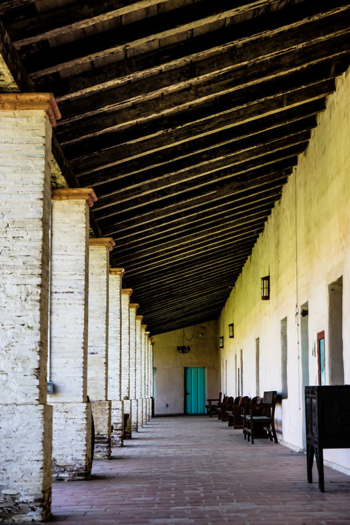 Mission San Antonio de Padua ghosts.