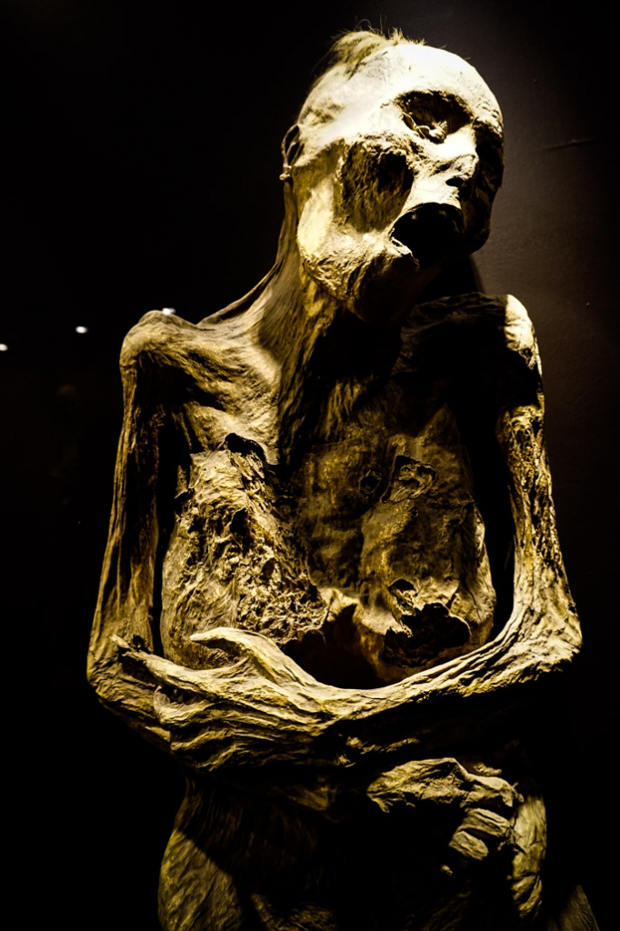 Museum of the Mummies in Guanajuato