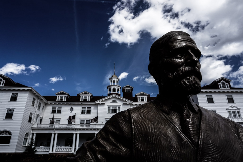 Freelan Oscar Stanley Statue