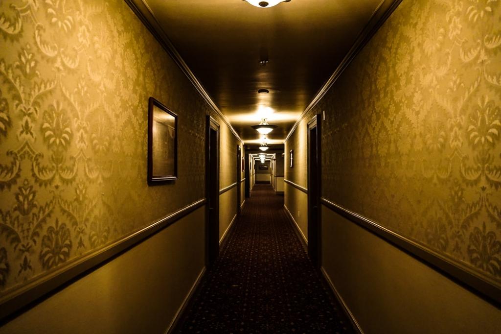 Stanley Hotel's haunted 4th floor.