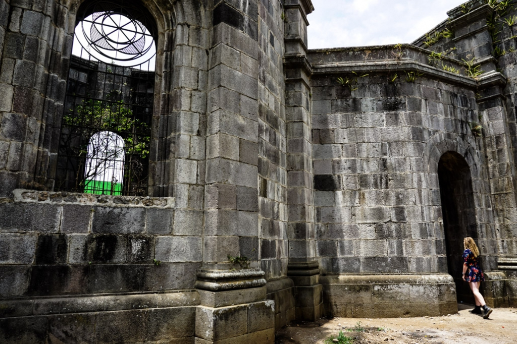 Costa Rica haunted location: Las Ruinas De La Parroquia