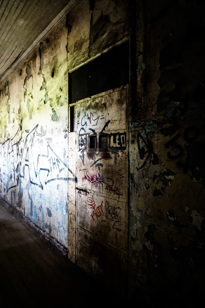 Former prison, Duran Sanatorium.