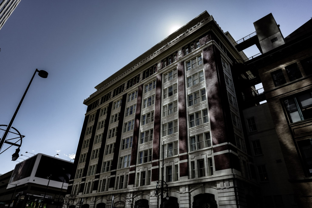 Hotel Teatro in Denver is haunted.