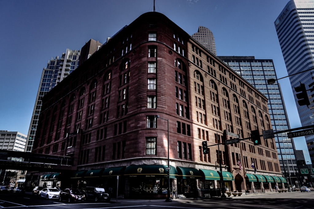 Denver haunted hotspot, Brown Palace Hotel.