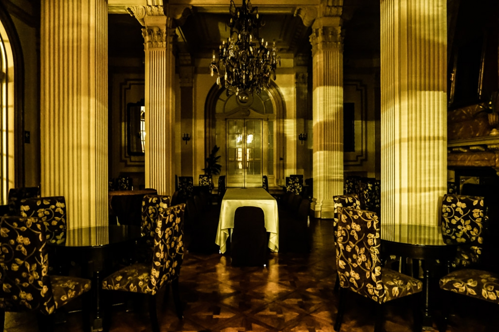 Peru's most haunted hotel is the Gran Hotel Bolivar.