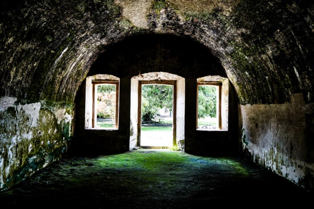 Haunted San Fernando Fortress, Omoa.