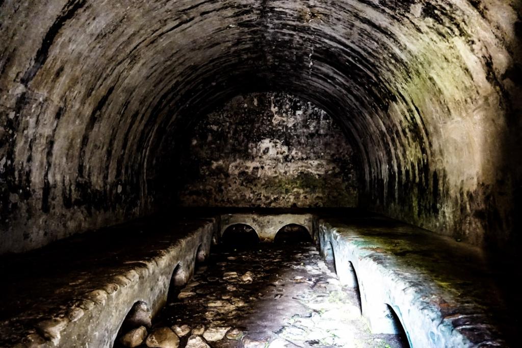 Ghosts of the San Fernando De Omoa Fortress in Honduras.
