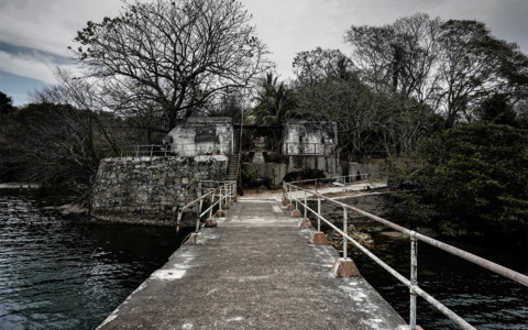 The Haunted San Lucas Prison, Costa Rica