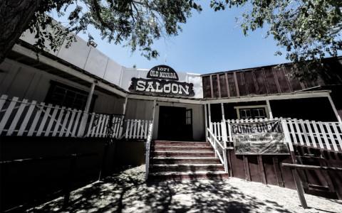 Bonnie Springs Ranch: Creepy, Haunted Nevada Ghost Town