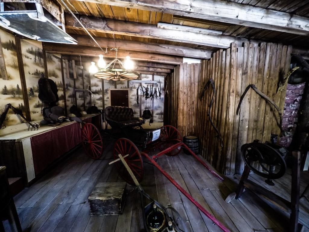 Haunted attraction in Las Vegas, Bonnie Springs Ranch.