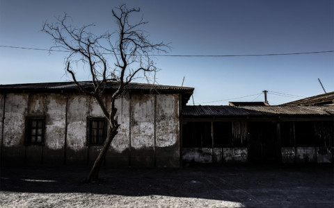 Haunted Humberstone: Abandoned, Creepy Ghost Town in Chile