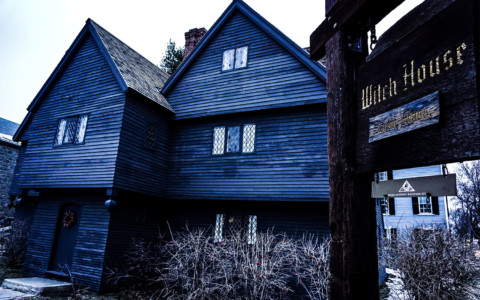 Haunted Places in Salem Massachusetts You Can Visit