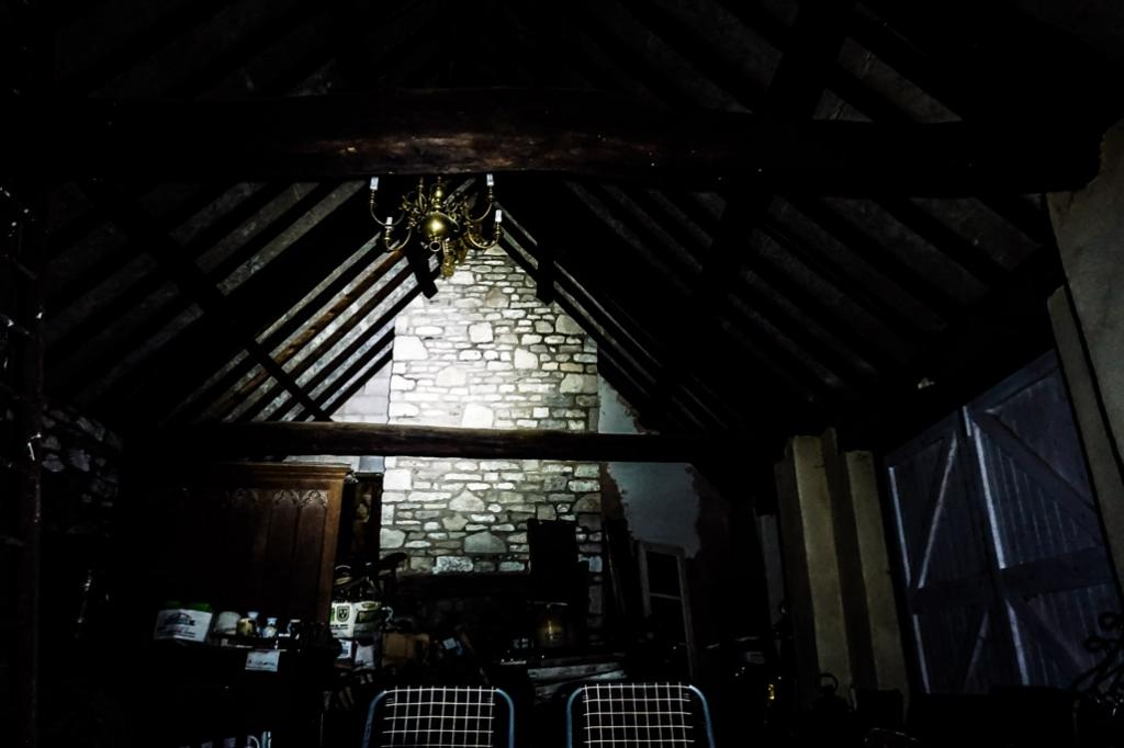 Ancient Ram Inn's Barn.