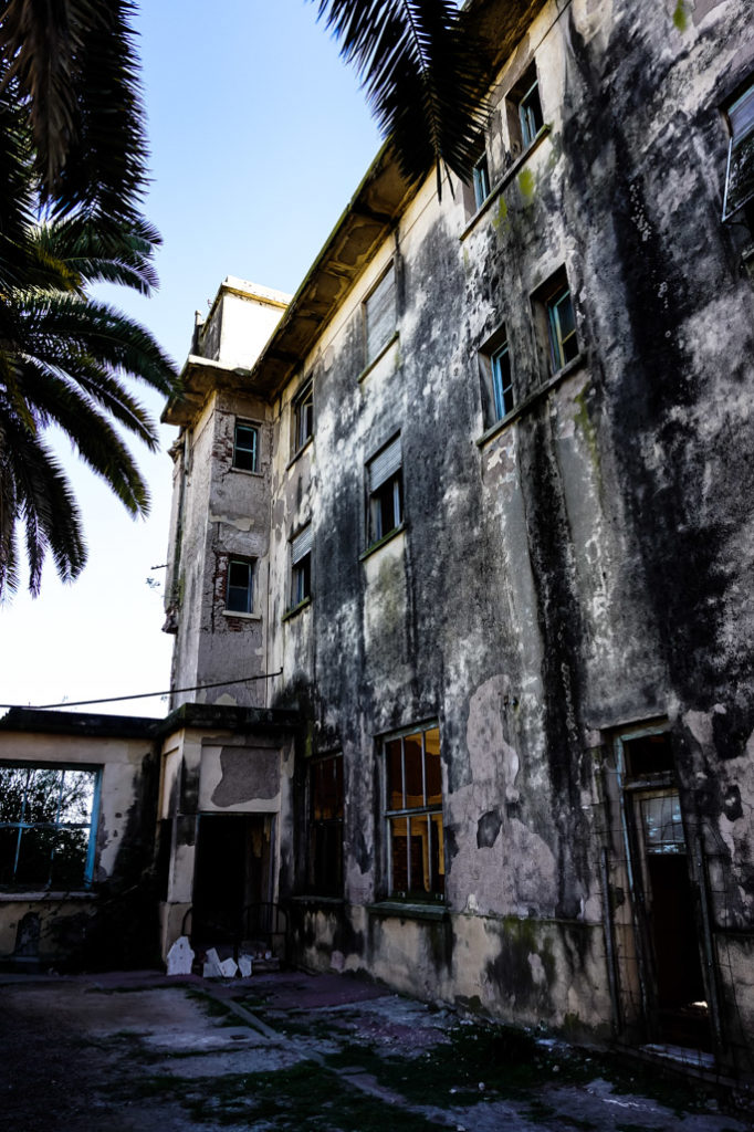 Most haunted places in Argentina.