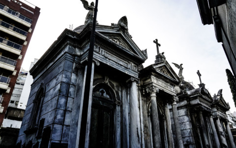 The Haunted La Recoleta Cemetery: Ghosts in Buenos Aires