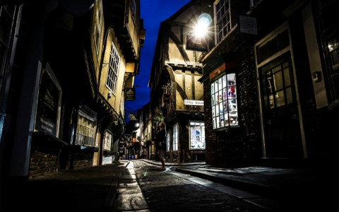 10 Most Haunted Places in York, England