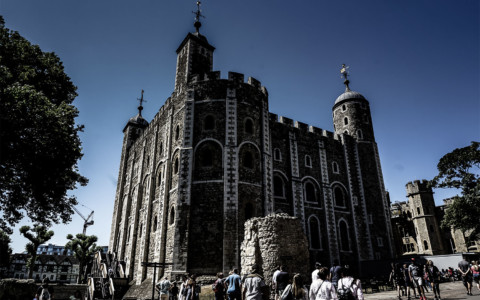 Tower of London Ghost Stories: Most Haunted Castle in England