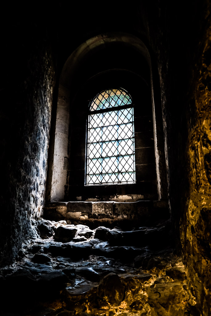 Haunted Tower of London.