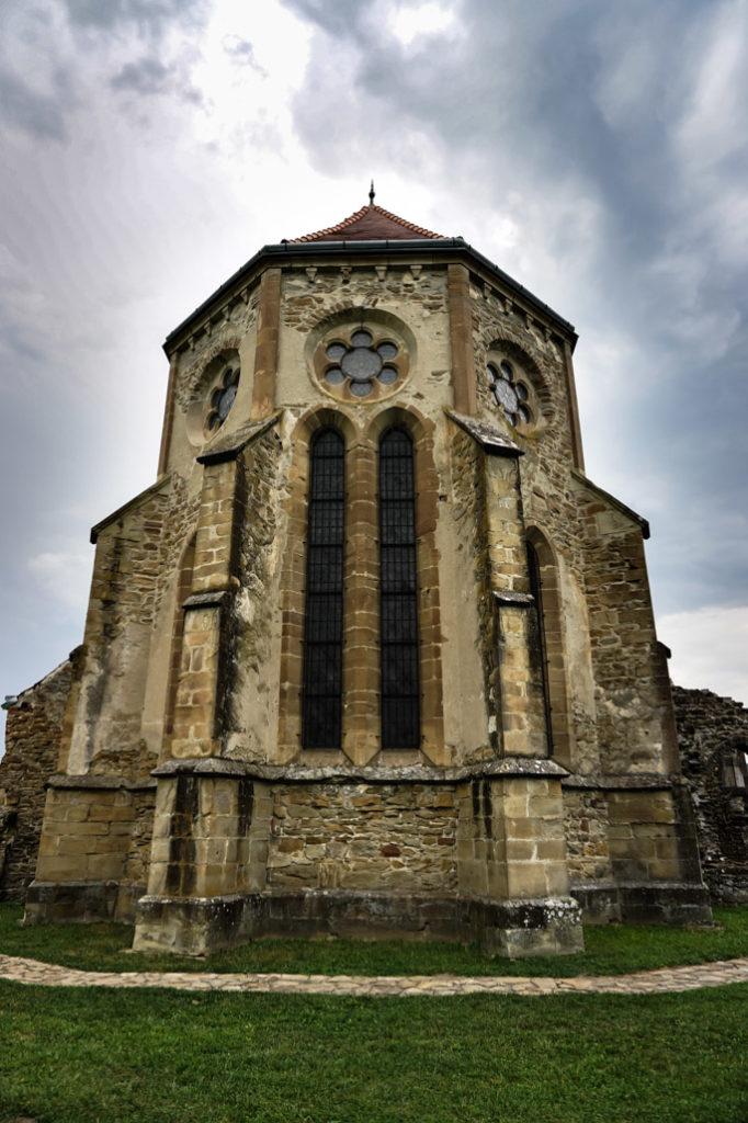 Haunted places of Romania- Carta Monastery.