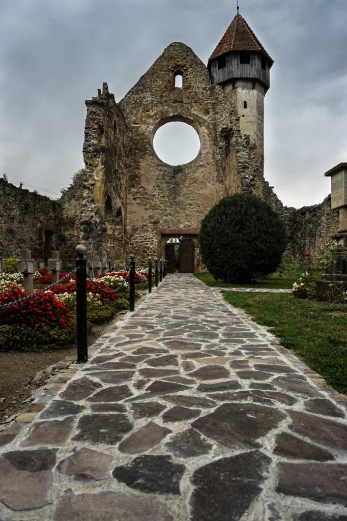 Old Carta Monastery, Romania.