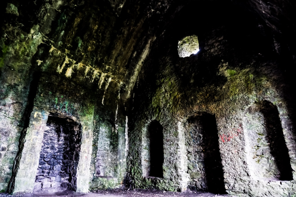Ireland most haunted places.