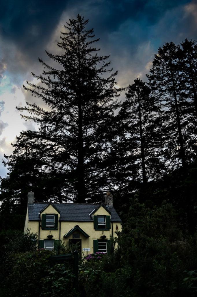 Glenmalure Hostel, Ireland.