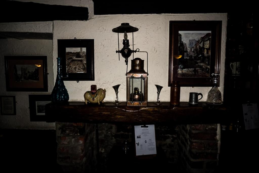 York's most haunted inn.