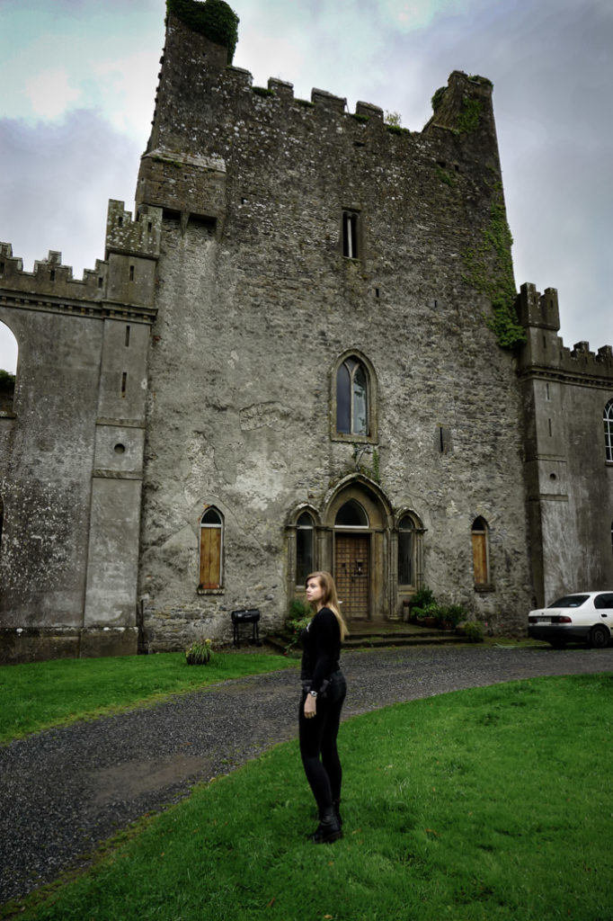 Most haunted places in Ireland, Leap Castle.